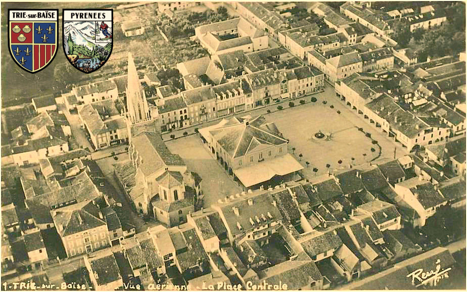 Trie in days gone by. Not changed much!